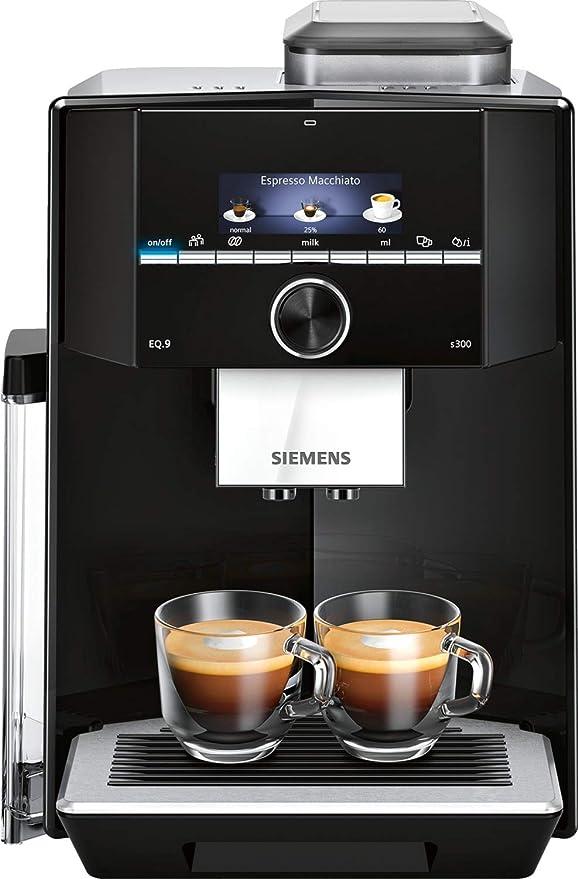 Siemens EQ.9 s300 Independiente - Cafetera (Independiente ...