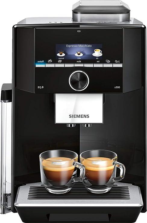Siemens EQ.9 s300 Independiente Cafetera de Filtro 2,3 L ...