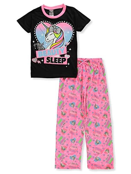 Amazon.com: Angel Face - Pajamas para niña (2 piezas), 4 ...