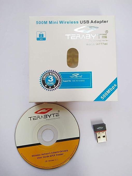 Amazon in: Buy Rashri Terabyte 500m Mini Wireless USB