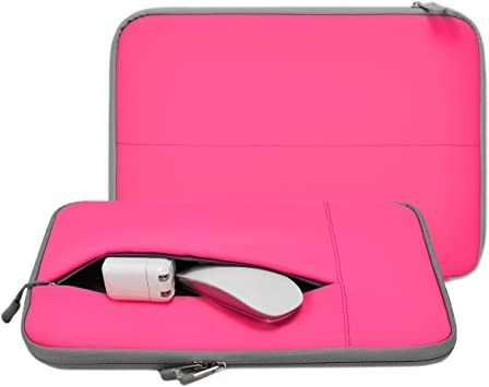 Colours MacBooks Fits Most Laptops Zipper Sleeve Bag Cover
