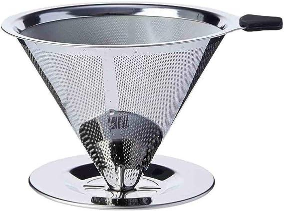 Coador Filtro Café Aço Inox Reutilizável - Original
