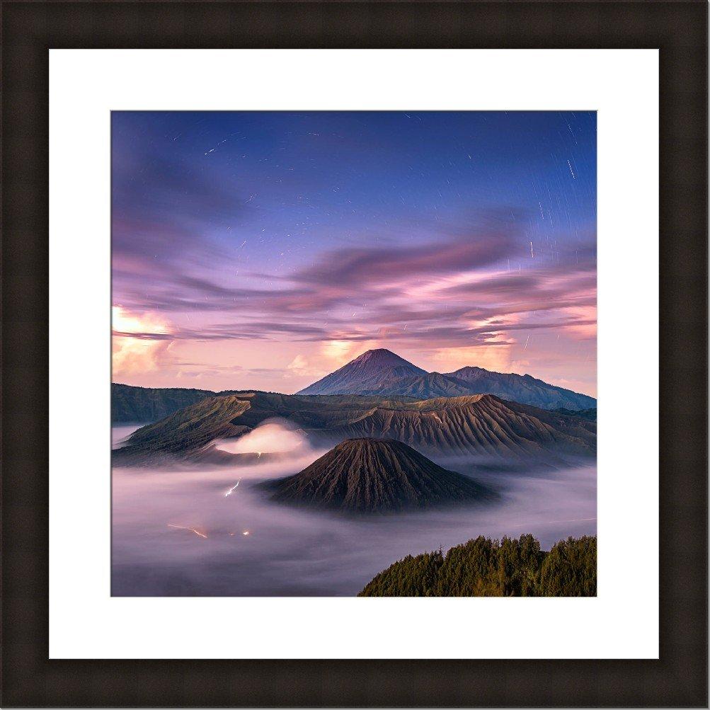 Artgala Picture Frame in Black 1.5 Width (20x20) ArtGala Inc.