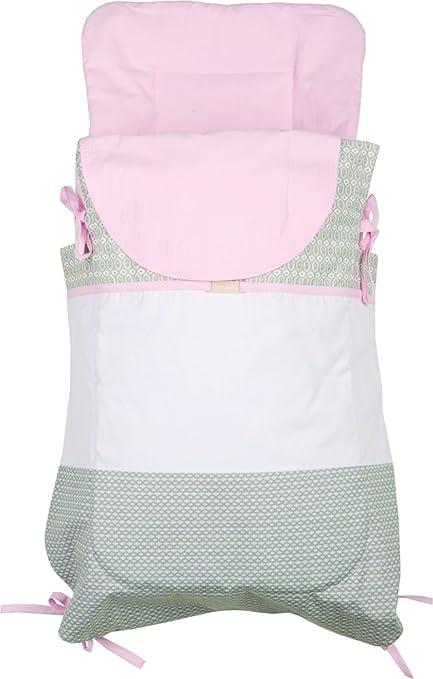 Tuc Tuc Slowly - Saco capazo, niñas, color rosa: Amazon.es: Bebé