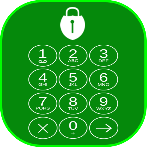 App Lock (Pattern - keypad)