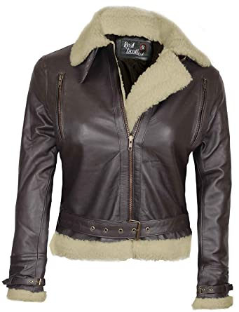 13b389aaaa BlingSoul Faux Fur Jackets for Women - Women Jacket Winter | Aviator, XS