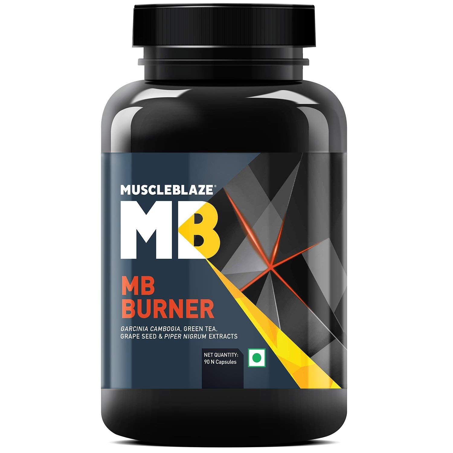 Muscleblaze Fat Burner 910 Mg , 90 Capsules Unflavoured