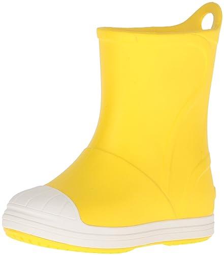 cdbd71719 Crocs Unisex Kids Bump Rain Boots  Amazon.co.uk  Shoes   Bags
