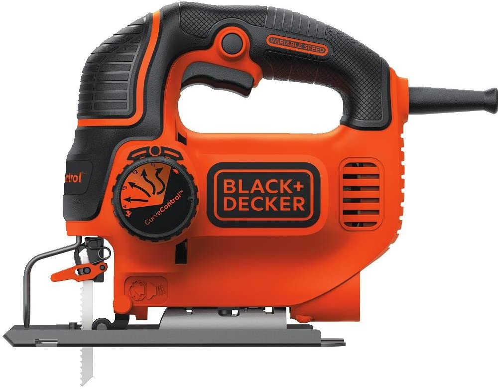 BLACK+DECKER Jig Saw- Best Saw for Cutting Shapes Out Of Wood