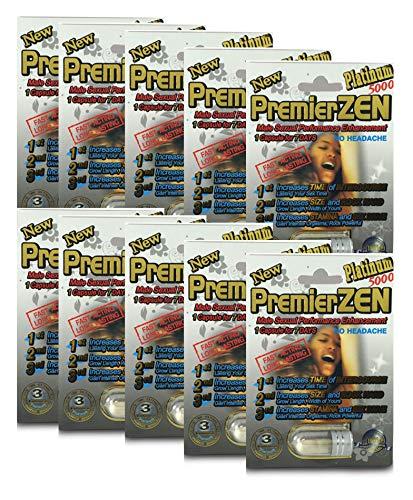 PremierZen Platinum Enhancement Natural Effective product image