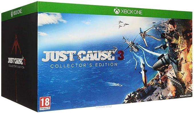 Just Cause 3 - Collectors Edition (Xbox One): Amazon.es: Videojuegos