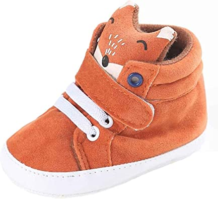 Amiley Baby Boots Infant Toddler Baby Boy Girl Soft Sole Snow Boots Crib Shoes Boots