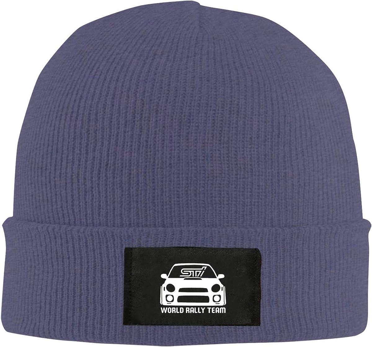 World Rally Team Racing Top Level Beanie Men Women Unisex Stylish Slouch Beanie Hats Black