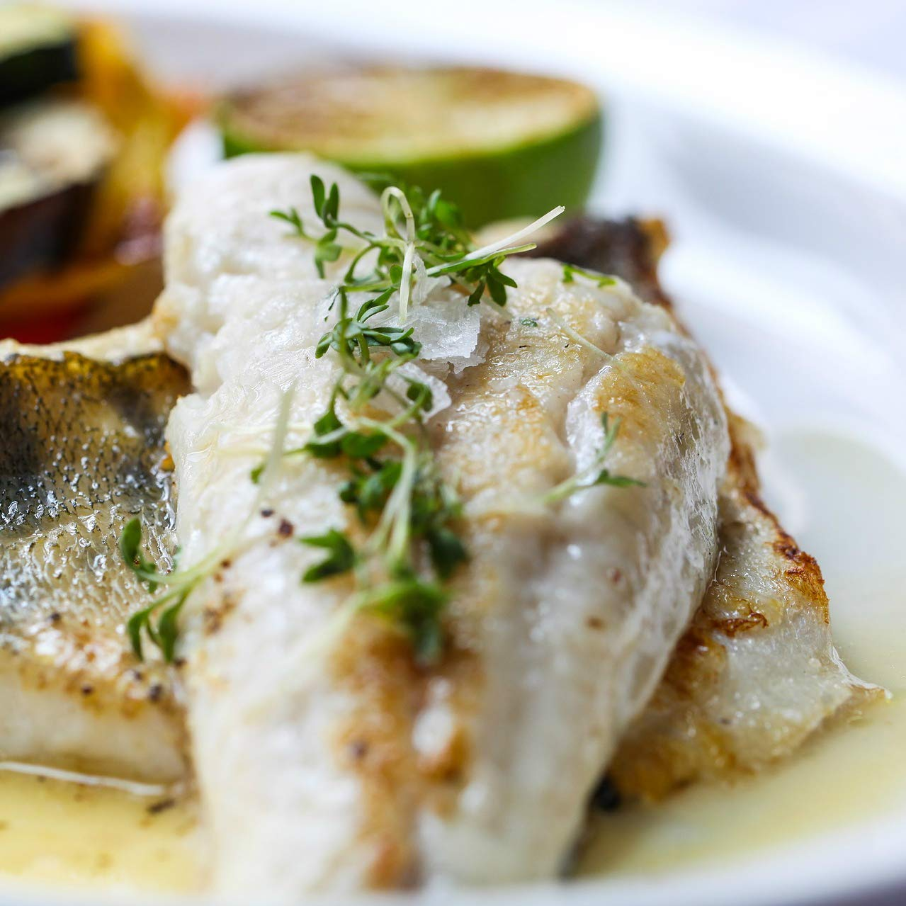Silver MasterClass Kitchen Craft Fish Server