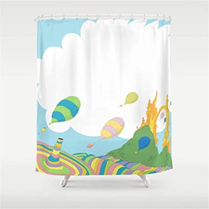 Amazon I Like Exercise Oh The Places Youll Go Dr Seuss Shower