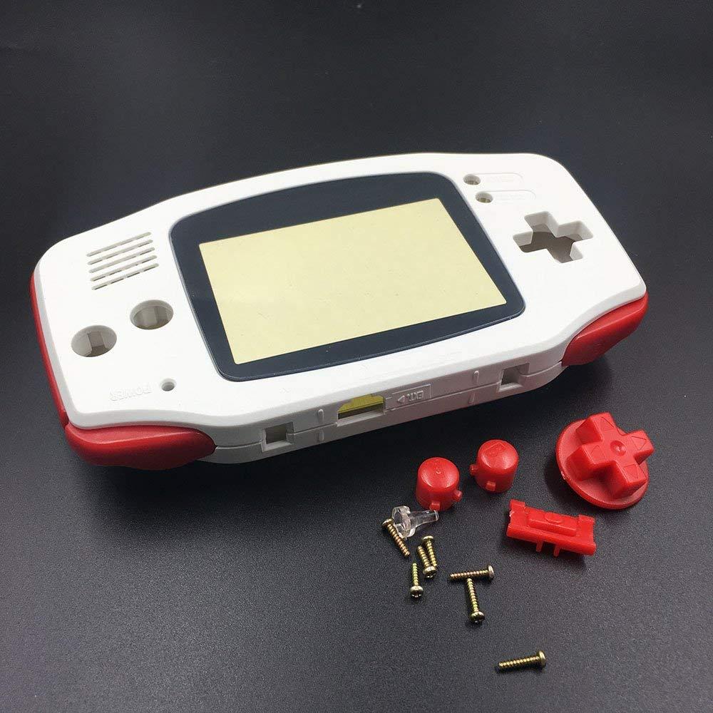 Carcasa Completa para Nintendo Gameboy Advance GBA con Pantalla y ...