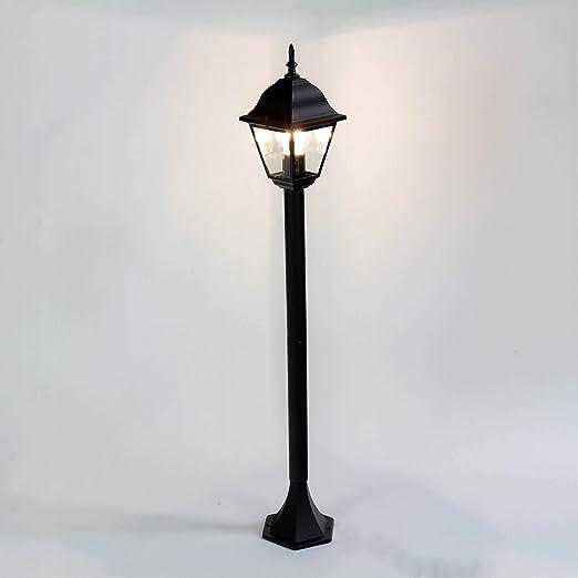 Tamaño Luz camino