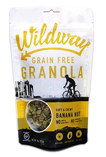 Image result for wildway grain free granola