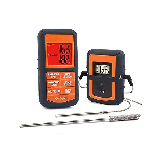Valerie- Baker grill thermometers Termómetro de Cocina inalámbrico ...