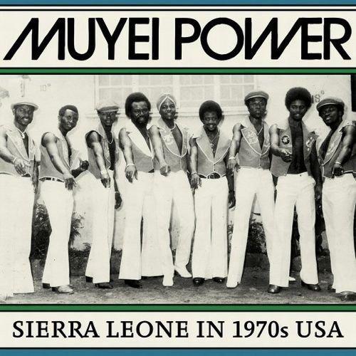 Sierre Leone 1970s MUYEI POWER