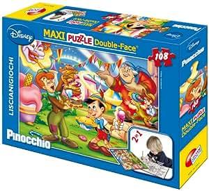Lisciani Giochi - Puzzle Pinocho [Importado de Italia]