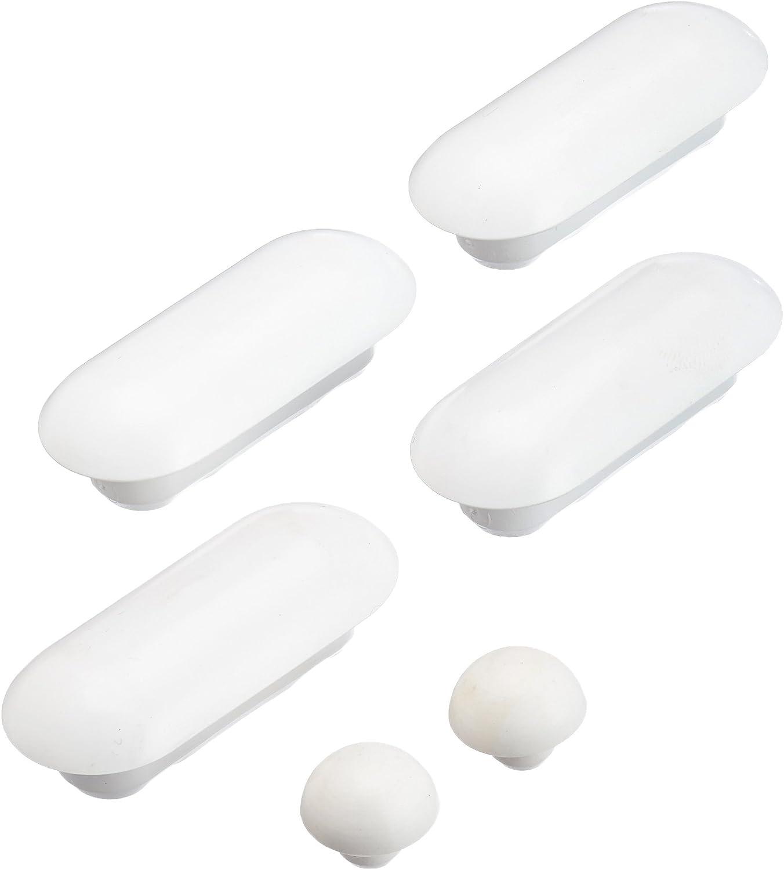Ideal Standard K768101 Sitzpuffer /à Tonca si/ège WC blanc