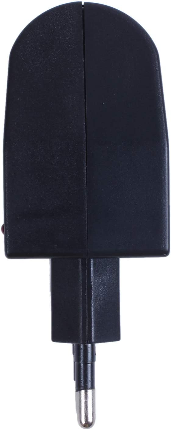 Shumo 12V Adapteur dallume-Cigare de Voiture Adaptateur Convertisseur de Puissance 110V-220V AC Alimentation a 12V