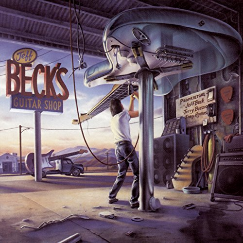 Jeff Beck's Guitar Shop With T...