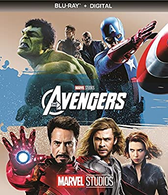 8092ffdf6d6 Amazon.com  MARVEL S THE AVENGERS  Blu-ray   Robert Downey Jr ...