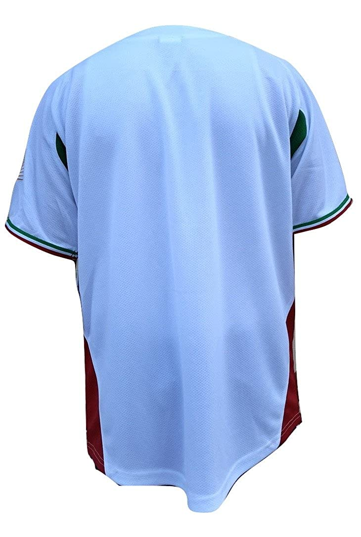 Amazon.com: Mexico Serie del Caribe Baseball Authentic Jersey New by El Siglo Official: Clothing