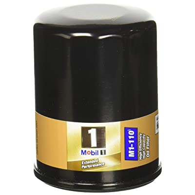 Mobil 1 M1-110 / M1-110A Extended Performance Oil Filter: Automotive [5Bkhe2003814]
