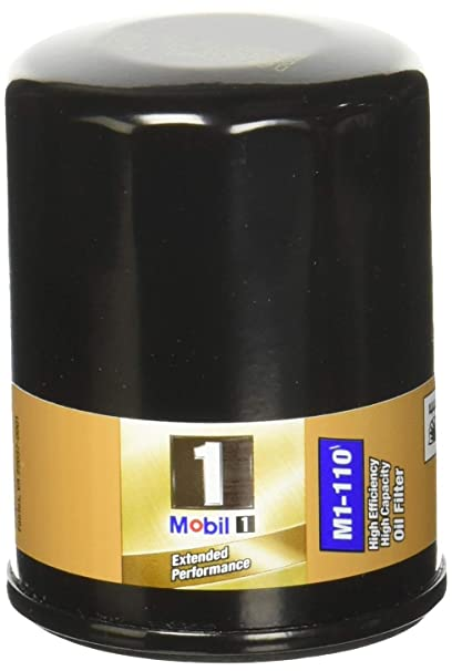 Mobil 1 Oil Filter >> Amazon Com Mobil 1 M1 110 M1 110a Extended Performance Oil Filter