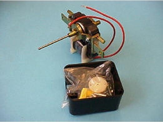 Universal de nevera y congelador Fan Motor: Amazon.es: Hogar