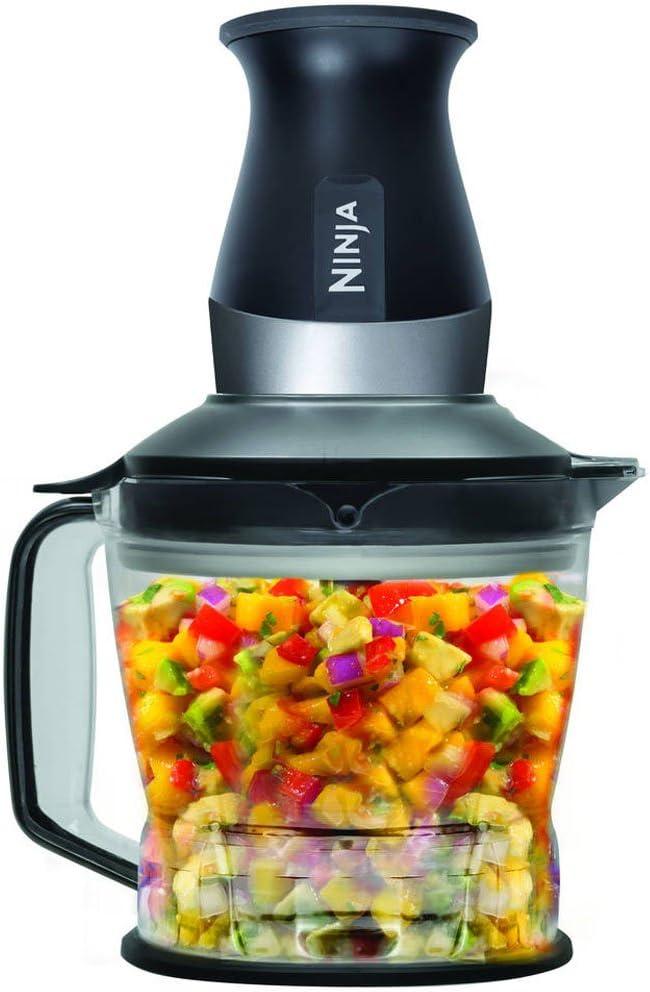 Ninja QB3000 Nutri Ninja 2 en 1 licuadora preparada para comidas ...