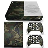 Cheap Gam3Gear Vinyl Decal Protective Skin Cover Sticker for Xbox One S Console & Controller – Urban Camouflage v2