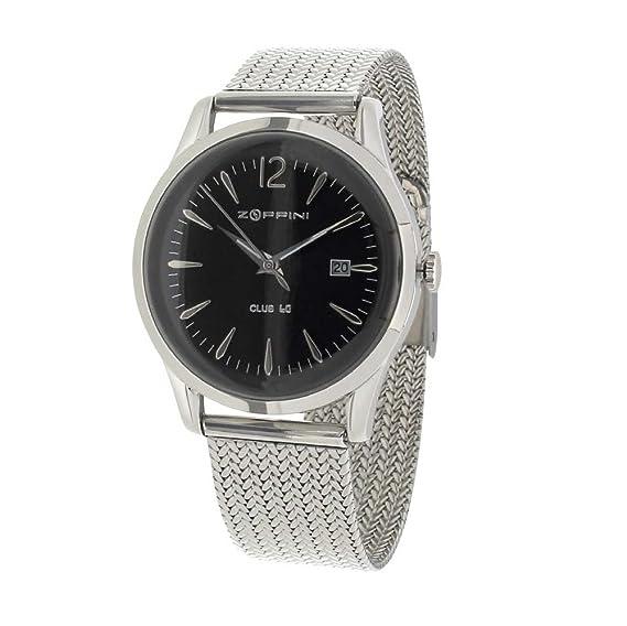 Relojes Zoppini Reloj Hombre de pulsera Vintage Zoppini Club 60 V1279 _ 0005: Amazon.es: Relojes