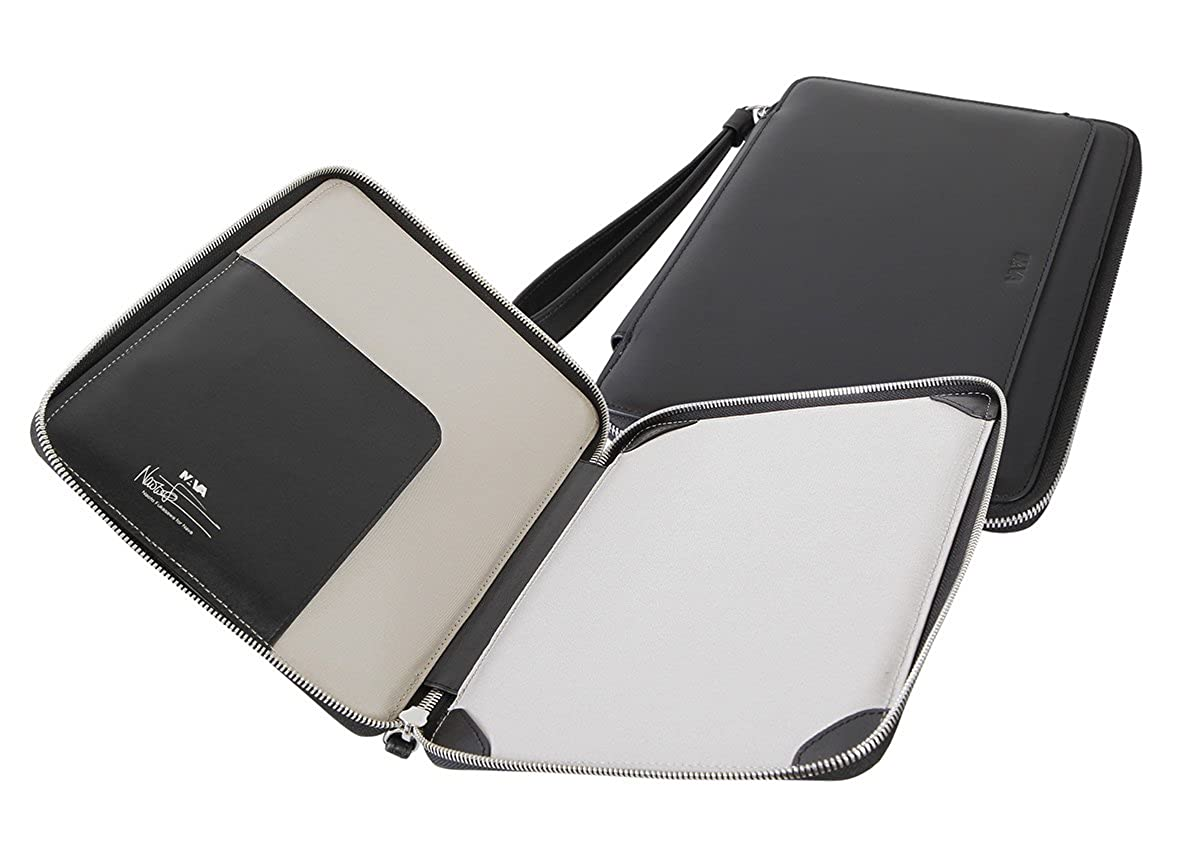 [ナヴァ・デザイン] Milano Wrist Tablet Case MI852 BLK black