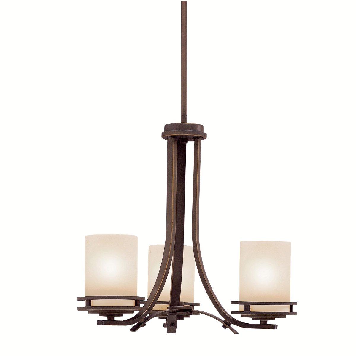 Kichler 1671oz three light chandelier chandeliers amazon arubaitofo Images