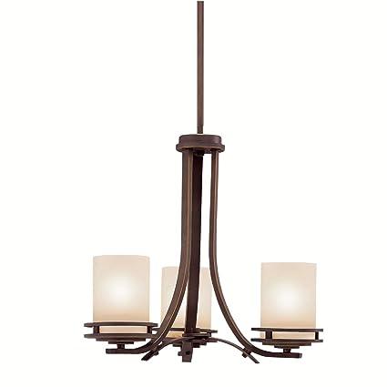 Kichler 1671oz three light chandelier chandeliers amazon kichler 1671oz three light chandelier aloadofball Images