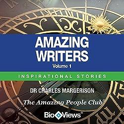 Amazing Writers - Volume 1