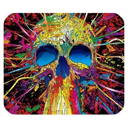 Crazy Mouse Pad (Unique Crazy Trippy Rectangle Non-Slip Rubber Mousepad Gaming Mouse Pad Pad072)