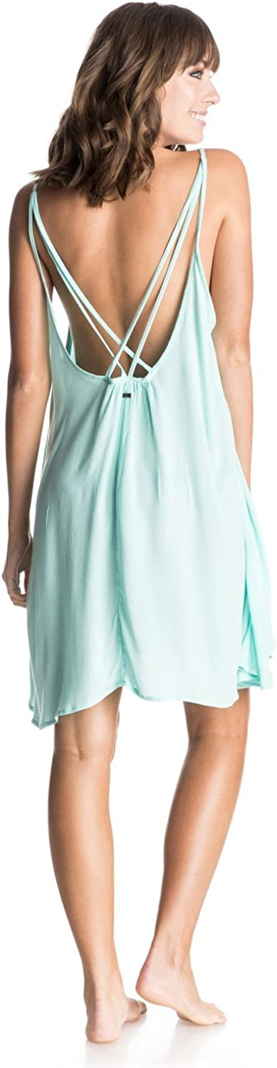 Roxy Womens Windy Fly Away Cover Up Dress
