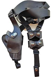 Leather Shoulder Gun Holster LH RH For Ruger LCR 38