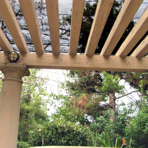 Shade Net Shade Tarp Construction Fence Tarp Dust and Wind Tarp Canopy Shade Screen 8 x 14