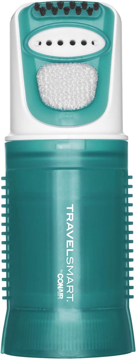 TRAVEL SMART Conair 450-Watt Dual-Voltage Garment Steamer