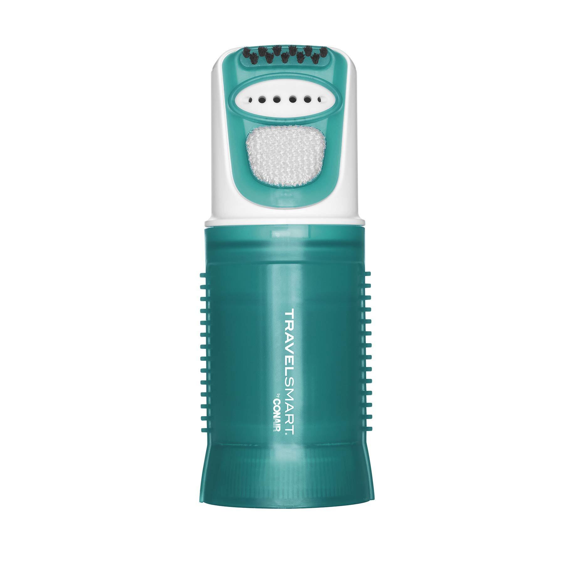 Conair Travel Smart by 450 Watt Dual Voltage Garment Steamer, One Size, Green by Conair