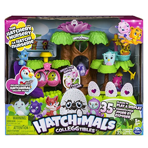 Hatchimals Nursery Playset JungleDealsBlog.com