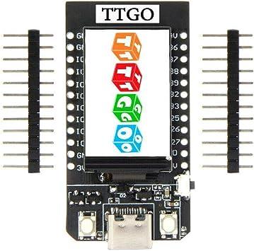 Dayertiy /Étui Souple en Caoutchouc Manches de Remplacement pour la Couverture ESP32 TTGO T-cam/éra Cas pour Le Module Cam/éra et WROVER PSRAM