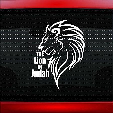 Noizy Graphics La Tribu de león de judá Cristiana Coche camión ...