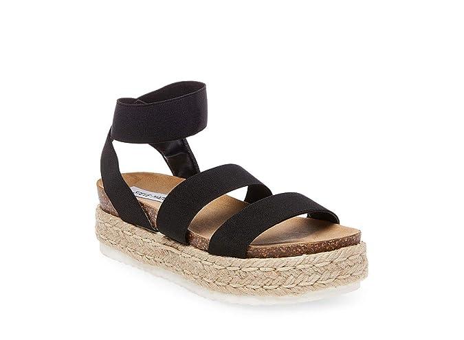 8f99a68ffae Steve Madden Women's Kimmie Wedge Sandal